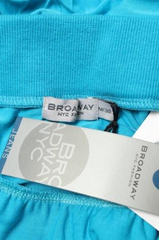 Φούστα Broadway, Μέγεθος M, Χρώμα Μπλέ, 60% πολυεστέρας, 40% βισκόζη, Τιμή 3,90€