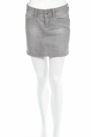 Пола Esprit, Размер S, Цвят Сив, 98% памук, 2% еластан, Цена 5,77лв.