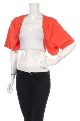 Болеро Sheego, Размер 3XL, Цвят Оранжев, 100% памук, Цена 5,36лв.