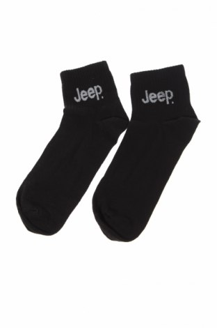 Комплект Jeep, Размер L, Цвят Черен, 70% памук, 26% полиестер, 2% полиамид, Цена 13,20лв.