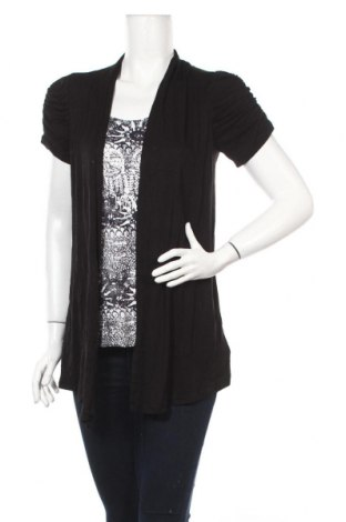 Γυναικεία μπλούζα Ab Studio, Μέγεθος S, Χρώμα Μαύρο, 95% βισκόζη, 5% ελαστάνη, Τιμή 3,86€