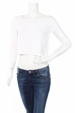 Dámska blúza Abercrombie & Fitch, Veľkosť XL, Farba Biela, 60% bavlna, 40% modal, Cena  7,26€