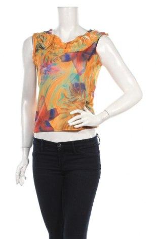 Дамска блуза Aldo Martin's, Размер L, Цвят Многоцветен, Полиестер, Цена 3,68лв.