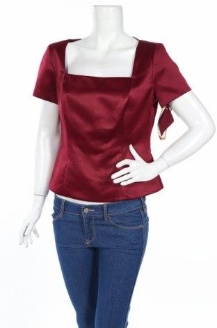 Дамска блуза Alex evenings, Размер XL, Цвят Червен, Полиестер, Цена 9,11лв.