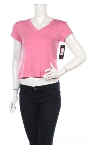 Γυναικεία μπλούζα Alia, Μέγεθος L, Χρώμα Ρόζ , 95% βισκόζη, 5% ελαστάνη, Τιμή 5,46€