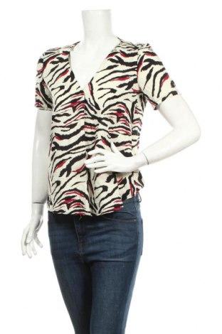 Дамска блуза Anel, Размер S, Цвят Многоцветен, Вискоза, Цена 3,94лв.