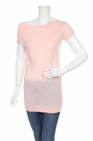 Дамска блуза Ann Christine, Размер S, Цвят Розов, Вискоза, Цена 4,99лв.