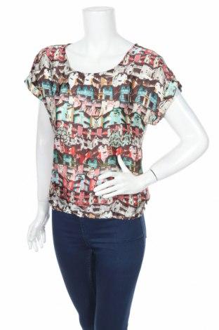 Дамска блуза Anna Scott, Размер XS, Цвят Многоцветен, Полиестер, Цена 3,68лв.