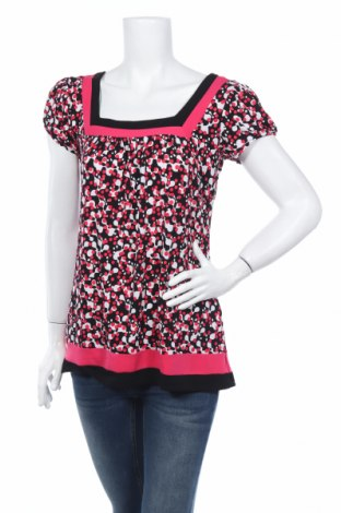 Дамска блуза Apostrophe, Размер S, Цвят Многоцветен, 96% полиестер, 6% еластан, Цена 4,80лв.