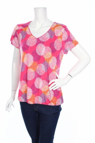 Дамска блуза Armand Thiery, Размер L, Цвят Многоцветен, 94% полиестер, 6% еластан, Цена 4,46лв.