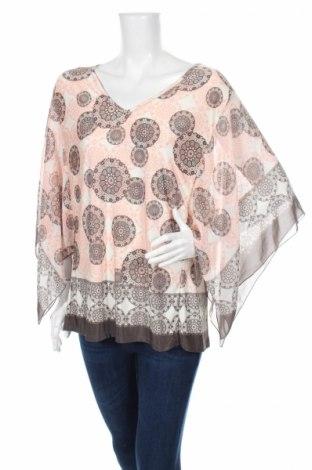 Дамска блуза Armand Thiery, Размер M, Цвят Многоцветен, 95% полиестер, 5% еластан, Цена 4,20лв.