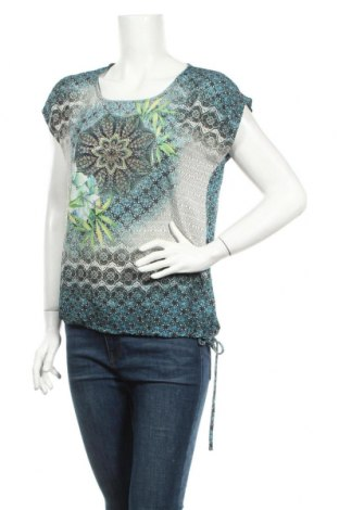 Дамска блуза Armand Thiery, Размер S, Цвят Многоцветен, 95% полиестер, 5% еластан, Цена 4,20лв.