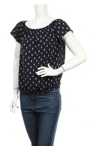 Дамска блуза Jbc, Размер XS, Цвят Син, Полиестер, Цена 4,54лв.