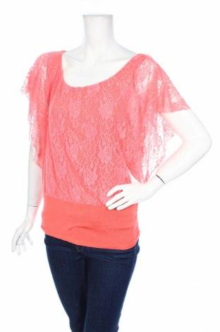 Дамска блуза Jennifer Taylor, Размер L, Цвят Оранжев, Цена 3,94лв.