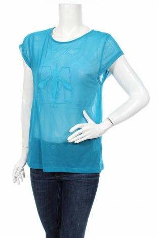 Дамска блуза M By Mosquitos, Размер S, Цвят Син, 96% полиестер, 4% еластан, Цена 4,57лв.