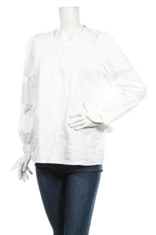 Дамска блуза Michael Kors, Размер L, Цвят Бял, Памук, Цена 126,75лв.