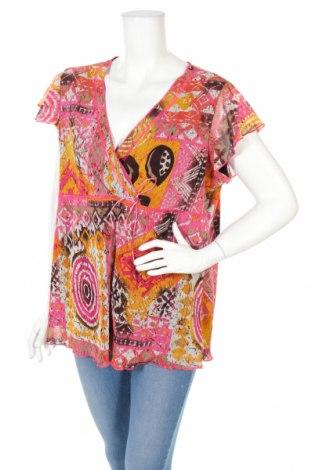 Дамска блуза Armand Thiery, Размер XL, Цвят Многоцветен, Полиестер, Цена 3,94лв.