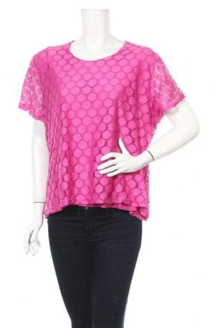 Дамска блуза Un Jour Ailleurs, Размер XL, Цвят Розов, Полиестер, Цена 8,93лв.