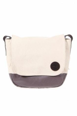 Dámska kabelka  Timberland, Farba Kremová, Textil, pravá koža , Cena  42,90€