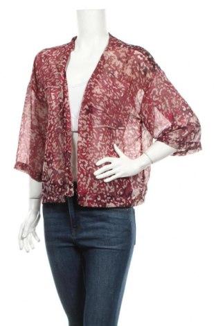 Дамска жилетка Garcia Jeans, Размер M, Цвят Многоцветен, Полиестер, Цена 6,28лв.