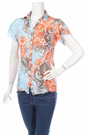 Дамска риза Anne Weyburn, Размер S, Цвят Многоцветен, Вискоза, Цена 4,46лв.