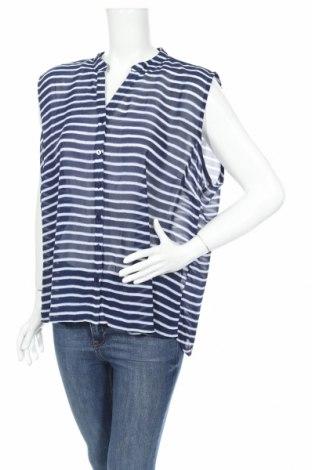 Γυναικείο πουκάμισο Bexleys, Μέγεθος L, Χρώμα Μπλέ, Πολυεστέρας, Τιμή 3,43€