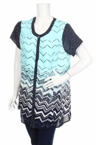 Дамска риза Clarity, Размер L, Цвят Многоцветен, Полиестер, Цена 3,94лв.