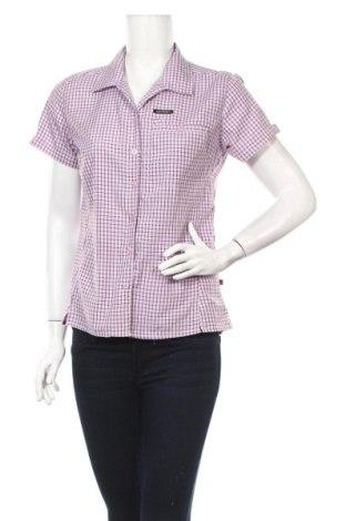 Дамска риза Icepeak, Размер L, Цвят Лилав, 90% полиестер, 10% вискоза, Цена 4,99лв.