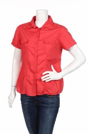 Дамска риза Nkd, Размер M, Цвят Розов, 100% памук, Цена 4,99лв.