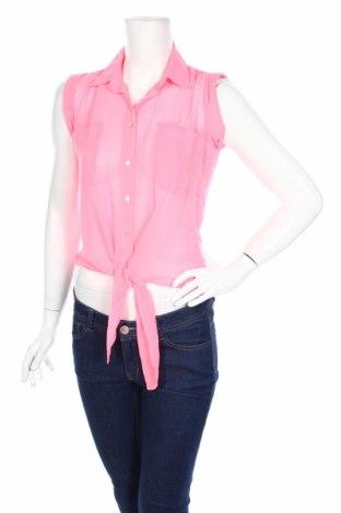 Γυναικείο πουκάμισο No Excuse, Μέγεθος M, Χρώμα Ρόζ , Τιμή 2,76€