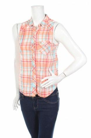 Γυναικείο πουκάμισο Original design, Μέγεθος M, Χρώμα Πολύχρωμο, Τιμή 3,86€