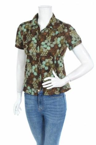 Дамска риза Tbs, Размер M, Цвят Многоцветен, Памук, Цена 12,60лв.