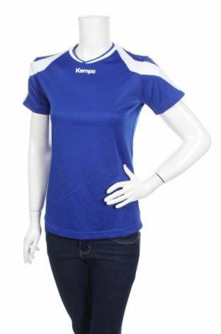 Dámské tričko Kempa, Rozměr XS, Barva Modrá, Polyester, Cena  140,00Kč
