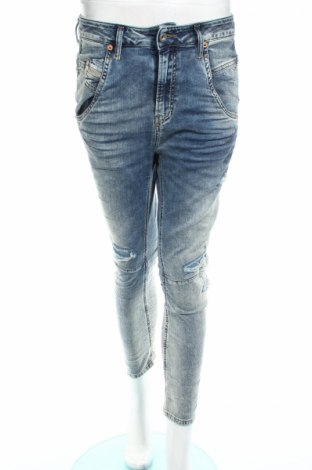 Dámské džíny  Diesel, Rozměr XS, Barva Modrá, 90% bavlna, 8% polyester, 2% elastan, Cena  1575,00Kč
