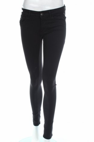 Dámské džíny  Replay, Rozměr S, Barva Černá, 85% bavlna, 10% polyester, 5% elastan, Cena  1124,00Kč
