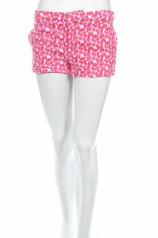 Dámske kraťasy  Abercrombie & Fitch, Veľkosť M, Farba Ružová, 98% bavlna, 2% elastan, Cena  8,62€