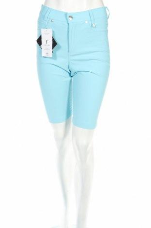 Γυναικείο κοντό παντελόνι Golfino, Μέγεθος XS, Χρώμα Μπλέ, 94% πολυαμίδη, 6% ελαστάνη, Τιμή 9,09€