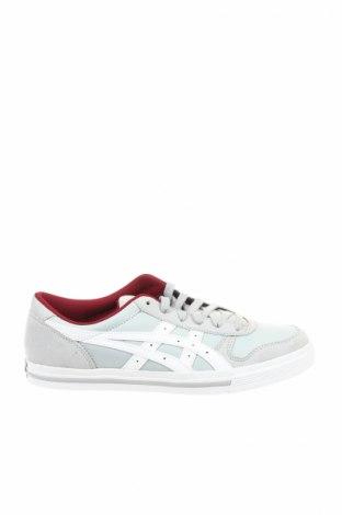 Παπούτσια ASICS, Μέγεθος 39, Χρώμα Γκρί, Δερματίνη, Τιμή 36,57€
