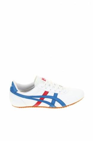 Γυναικεία παπούτσια Onitsuka Tiger, Μέγεθος 39, Χρώμα Λευκό, Γνήσιο δέρμα, Τιμή 32,24€