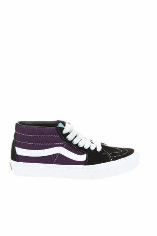 Dámske topánky  Vans, Veľkosť 38, Farba Viacfarebná, Prírodný velur , textil, Cena  44,29€