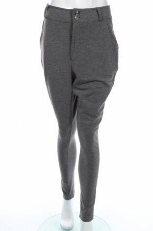 Дамски панталон Amy Gee, Размер S, Цвят Сив, 69% полиестер, 29% вискоза, 2% еластан, Цена 11,50лв.