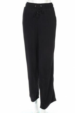 Дамски панталон Lc Waikiki, Размер XL, Цвят Черен, Вискоза, Цена 20,16лв.