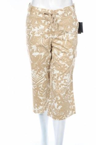 Дамски панталон Liz Claiborne, Размер S, Цвят Бежов, Памук, Цена 9,88лв.