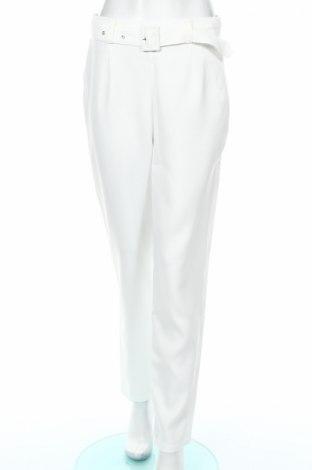 Γυναικείο παντελόνι Missguided, Μέγεθος M, Χρώμα Λευκό, Τιμή 12,14€