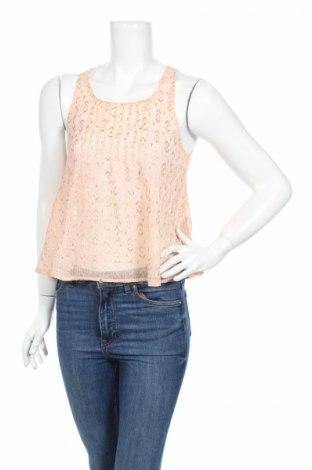 Dámske tielko  Abercrombie & Fitch, Veľkosť XS, Farba Ružová, 100% polyester, Cena  7,26€