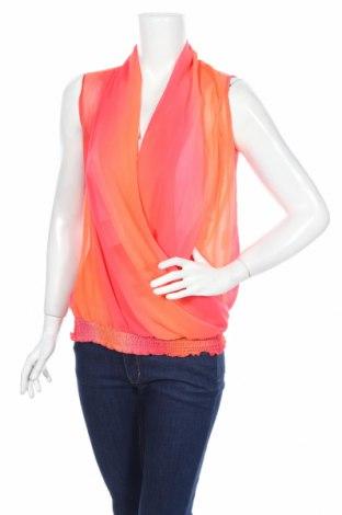 Γυναικείο αμάνικο μπλουζάκι Bel&Bo, Μέγεθος M, Χρώμα Πορτοκαλί, Πολυεστέρας, Τιμή 2,92€