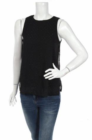 Γυναικείο αμάνικο μπλουζάκι Bel&Bo, Μέγεθος S, Χρώμα Μαύρο, Τιμή 2,76€