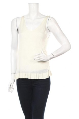 Дамски пуловер Ada Gatti, Размер M, Цвят Екрю, Вискоза, Цена 26,88лв.