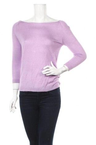 Дамски пуловер Ada Gatti, Размер M, Цвят Лилав, Цена 24,96лв.