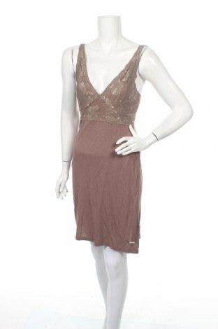 Пижама Lascana, Размер M, Цвят Бежов, 100% вискоза, Цена 25,50лв.